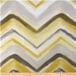 0268325 Kaslen Janna Sateen Chevron Sunglow