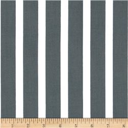 Let's Play Dolls Stripes Dark Grey