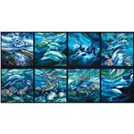 North American Wildlife Panel Sealife Ocean