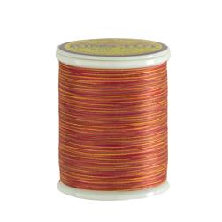 Superior King Tut Cotton Quilting Thread 3-ply 40wt 500yds Chariot of Fire