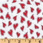 0275254 Frosty 'N Fun Hearts White