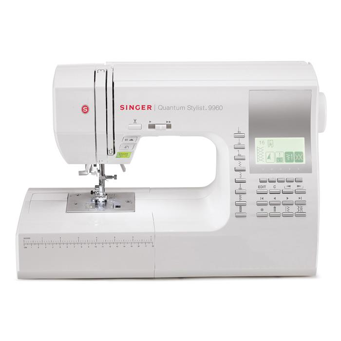 Singer Quantum Stylist Machine 9960