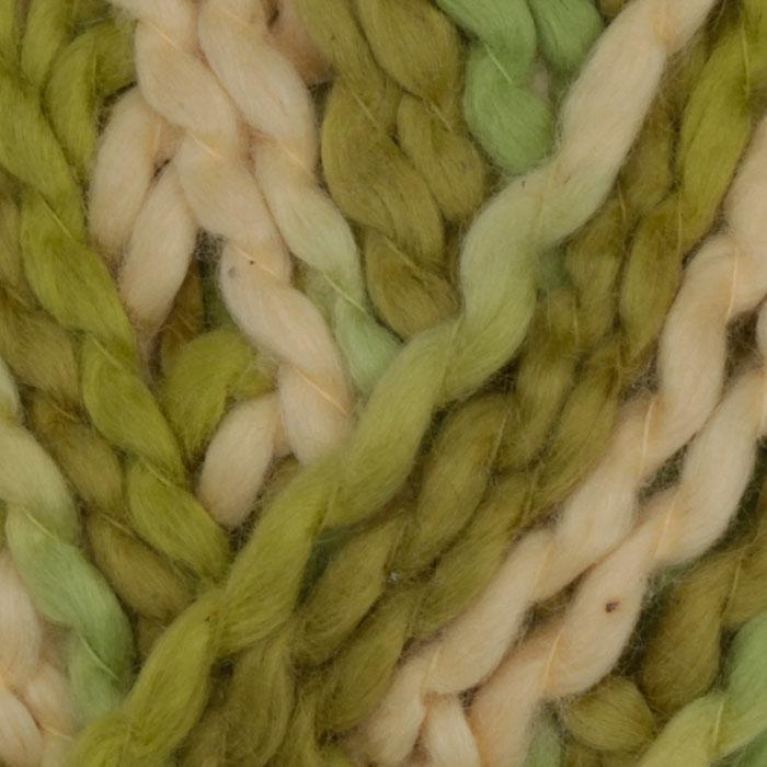 Lion Brand Nature&#39;s Choice  Organic Cotton Yarn (204) Limeade