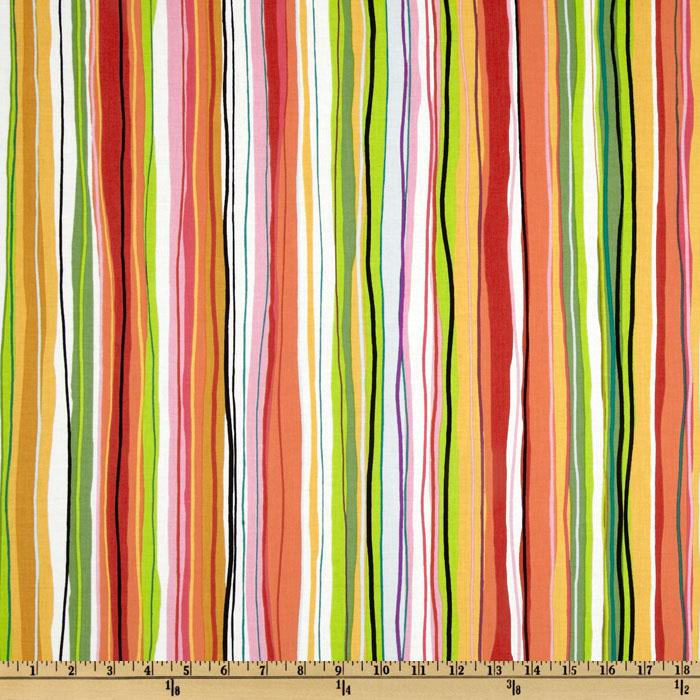 Sun-Kissed Stripe Bright Multi