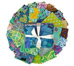 Kaffe Fassett Fat Quarter Assortment Water