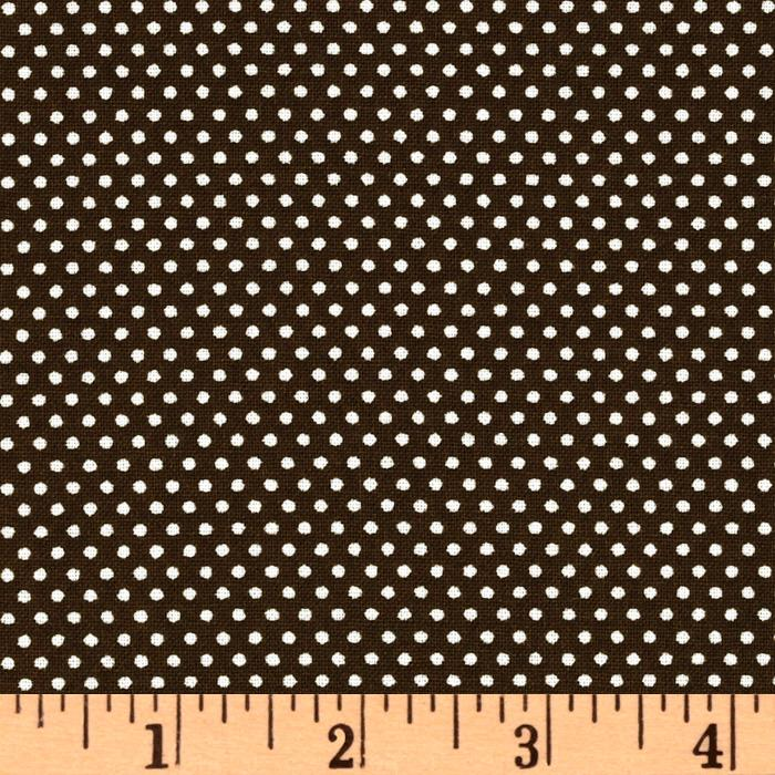 Pin Dots Brown