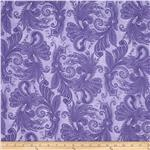 "0273708 108"" Wide Essentials Quilt Backing Marrakesh Purple"
