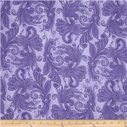 "108"" Wide Essentials Quilt Backing Marrakesh Purple"