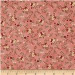 0292432 Hampton Farm Floral Pink