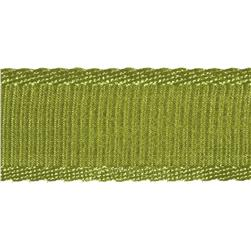 "Duralee 1 3/4"" Flat Tape Apple Green"