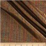 0269881 Bejeweled Metallic Shot Cotton Stripes Gold/Multi