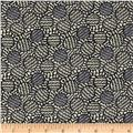 Liberty Of London Tana Lawn Axion Grey, Faded Black, Eggshell