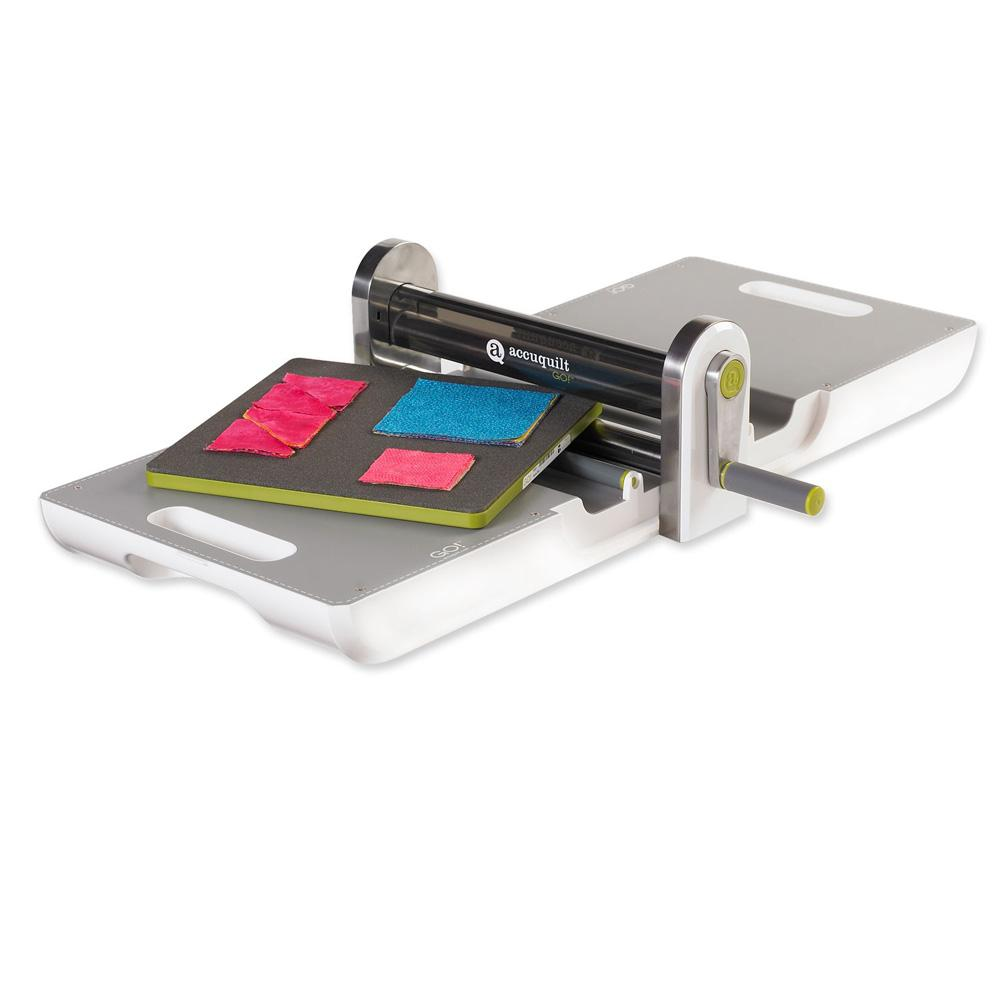 AccuQuilt GO! Fabric Cutter (55100)