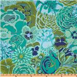 BJ-112 Kaffe Fassett Bekah Green
