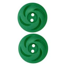 Fashion Button 3/4'' Jordan Green