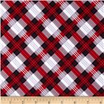 0269696 Great Scotts Flannel Mad for Plaid Red/Black