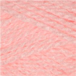 Lion Brand Jiffy Yarn (101) Light Pink