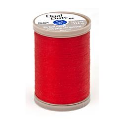Coats & Clark Dual Duty XP Heavy 125yds Red