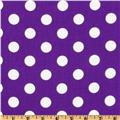 Forever Large Polka Dot Purple