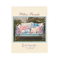 Verna Mosquera Pillow Parade Pattern