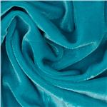 ER-170 Stretch Velvet Turquoise