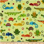 Creatures &amp; Critters Critters Green