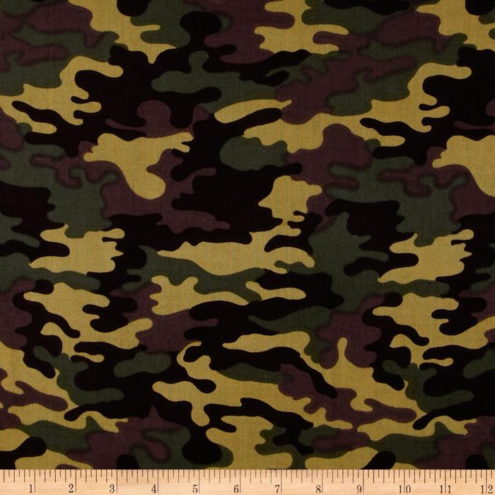 Camo Small Green/Brown