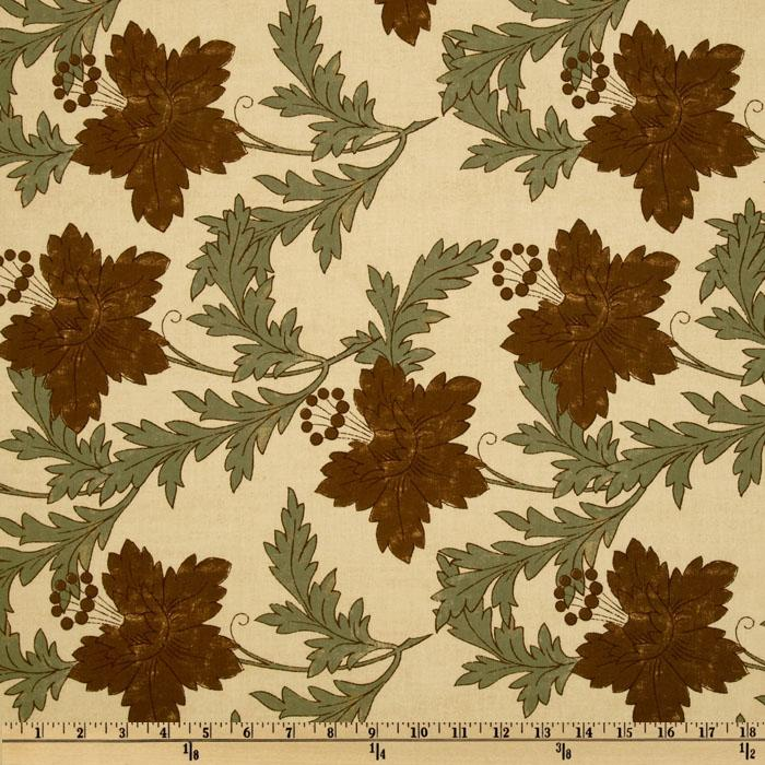 Grandma's House Wallpaper Cream