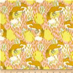 0272149 Timber &amp; Leaf Playful Fox Pink