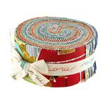Moda Oink-A-Doodle-Moo 2 1/2&#39;&#39; Jelly Roll