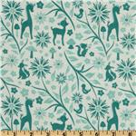 FD-947 Woodland Tails Vine Blue