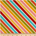 Riley Blake Hello Sunshine Stripe Multi