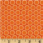 0268053 Brights & Pastels Basics Tonal Dots Orange