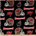 NFL Fleece Tampa Bay Buccaneers Black/Red
