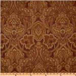 Eroica Hollyhock Jacquard Merlot