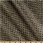 0275560 Wool Blend Coating Tetris Brown/White