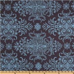 Amy Butler Home Décor Soul Blossoms Twill Bliss English Garden Bluestone