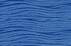 Anchor Six Strand Embroidery Floss  8.75 Yard Skein (170) Surf Blue Dark