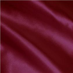Charmeuse Satin Burgundy