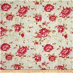 0298796 Premier Prints Valley Birch Poppy