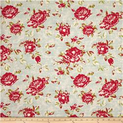 Premier Prints Valley Birch Poppy