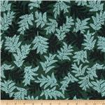 0263122 Mountain Majesty Fern Dark Teal