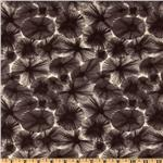 Ty Pennington Home Décor Impressions Water Flower Charcoal