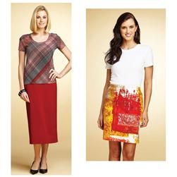 Kwik Sew Misses Pencil Skirts Pattern