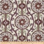 Magnolia Home Fashions Oh Suzanni Plum