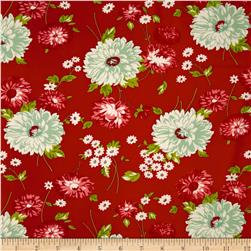 Moda Scrumptious June Red