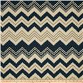 Premier Prints Zazzle Nina Navy/Birch