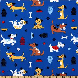 Pet Park  Dogs Adventure Royal Blue