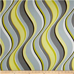 Waverly Fluid Curves Twill Lemon