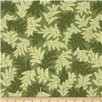 Mountain Majesty Fern Leaf Green